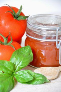 Charmoula Au Poivrons Et Tomates